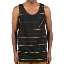 Element Streak Tank Top (For Men) in Black - Closeouts