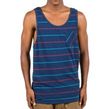Element Streak Tank Top (For Men) in Dark Royal - Closeouts