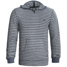 Element Tanner Pullover Hoodie Sweatshirt - French Terry (For Men) in Deep Blue - Closeouts