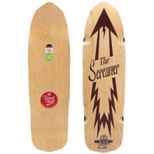 "Element The Screamer Skateboard Deck - 9x33"" in See Photo - Closeouts"