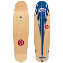 "Element The Shovel Nose Longboard Deck - 9x36.5"" in See Photo - Closeouts"