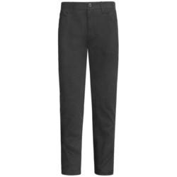 Element Wilson Pants - Slim Straight Leg (For Men) in Black