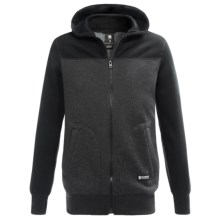 Element Zenith Hoodie (For Little and Big Boys) in Dark Charcoal - Closeouts