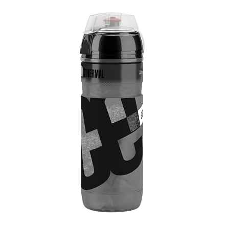 Elite Iceberg Thermal Water Bottle - 16 fl.oz., BPA-Free in Black - Closeouts
