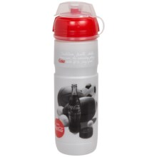 Elite Jasa Thermal Insulated Water Bottle in Gray Coca Cola - Closeouts