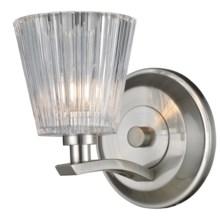 Elk Lighting Calais 1-Light Vanity in Satin Nickel - Closeouts