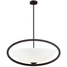 Elk Lighting Dione Pendant - 6-Light in Aged Bronze - Closeouts
