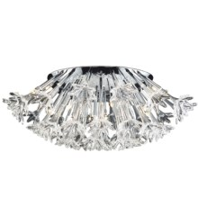 Elk Lighting Solexa Collection Flush Mount Light Fixture - 20-Light in Polished Chrome - Closeouts