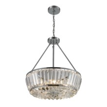 Elk Lighting Vienna Pendant - 6-Light in Polished Chrome - Closeouts