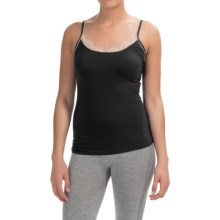 Ella Moss Audrey Tank Top - Micromodal® (For Women) in Black - Closeouts