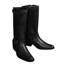 Elle Engineer Boots (For Women) in Black - Closeouts