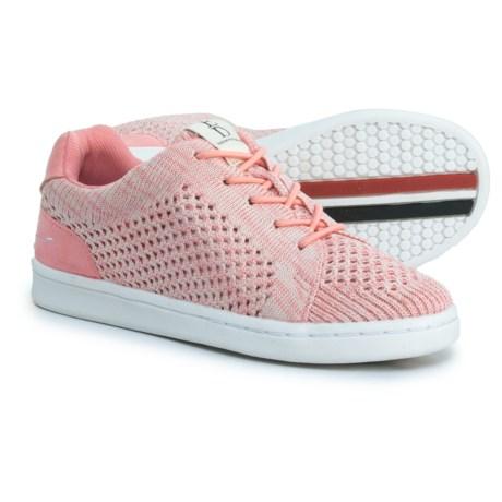 Ellen DeGeneres Chapaknit Sneakers (For Girls) in Pink