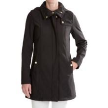 Ellen Tracy Alpine Soft Shell Jacket (For Women) in Black - Closeouts