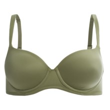 Ellen Tracy Back Smoother Bra - Underwire (For Women) in Mis Jade - Closeouts