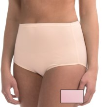 Ellen Tracy Full-Cut Panties - Briefs, 2-Pack (For Women) in Blush/Cameo - Closeouts