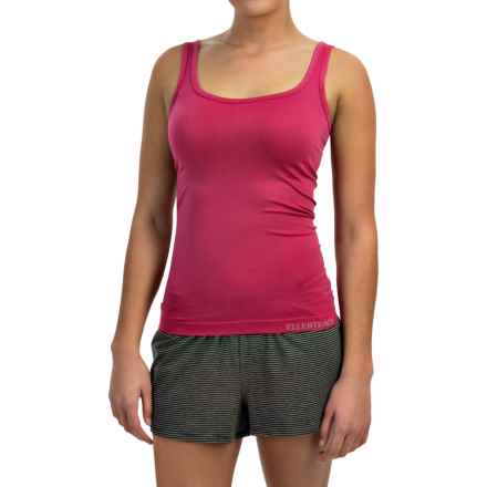 Ellen Tracy Seamless Sensation Logo Camisole (For Women) in Boysenberry - Closeouts