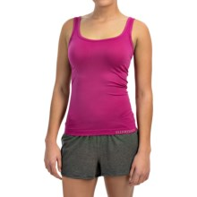 Ellen Tracy Seamless Sensation Logo Camisole (For Women) in Chambourde - Closeouts