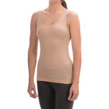 Ellen Tracy Seamless Tank Top (For Women) in Sunbeige - Overstock