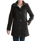 Ellen Tracy Wool Duffle Coat (For Women)