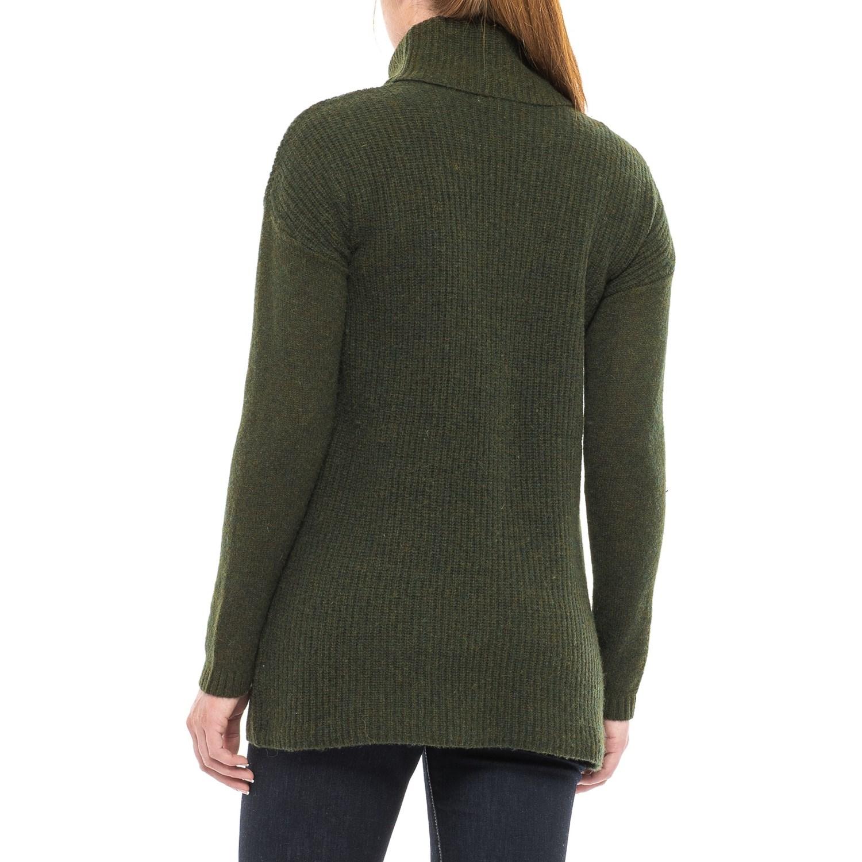 Ellen Tracy Wool Turtleneck Sweater (For Women) - Save 50%