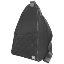 Ellington Annie Sling Pack - Quilted (For Women) in Black - Closeouts