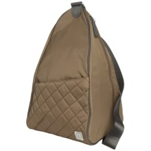 Ellington Annie Sling Pack - Quilted (For Women) in Olive - Closeouts