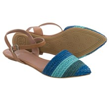 Elliott Lucca Bailey Sandals (For Women) in Reef Bloc - Closeouts