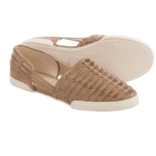 Elliott Lucca Rani Shoes - Leather (For Women) in Alpaca - Closeouts