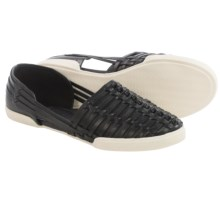 Elliott Lucca Rani Shoes - Leather (For Women) in Black - Closeouts
