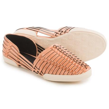 Elliott Lucca Rani Shoes - Leather, Slip-Ons (For Women)