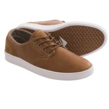 Emerica The Romero Laced LX Shoes (For Men) in Brown/White - Closeouts