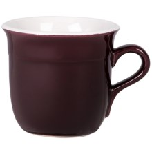 Emile Henry Ceramic Mug - 8 fl.oz. in Figue - Closeouts