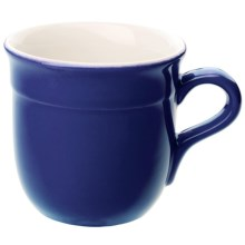 Emile Henry Traditional Ceramic Mug - 14 fl.oz. in Azur - Closeouts