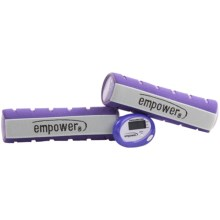 Empower Walking Kit with Pedometer and Weights in See Photo - Closeouts