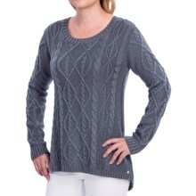 EMU Goldfields Sweater - Merino Wool (For Women) in Blue - Closeouts
