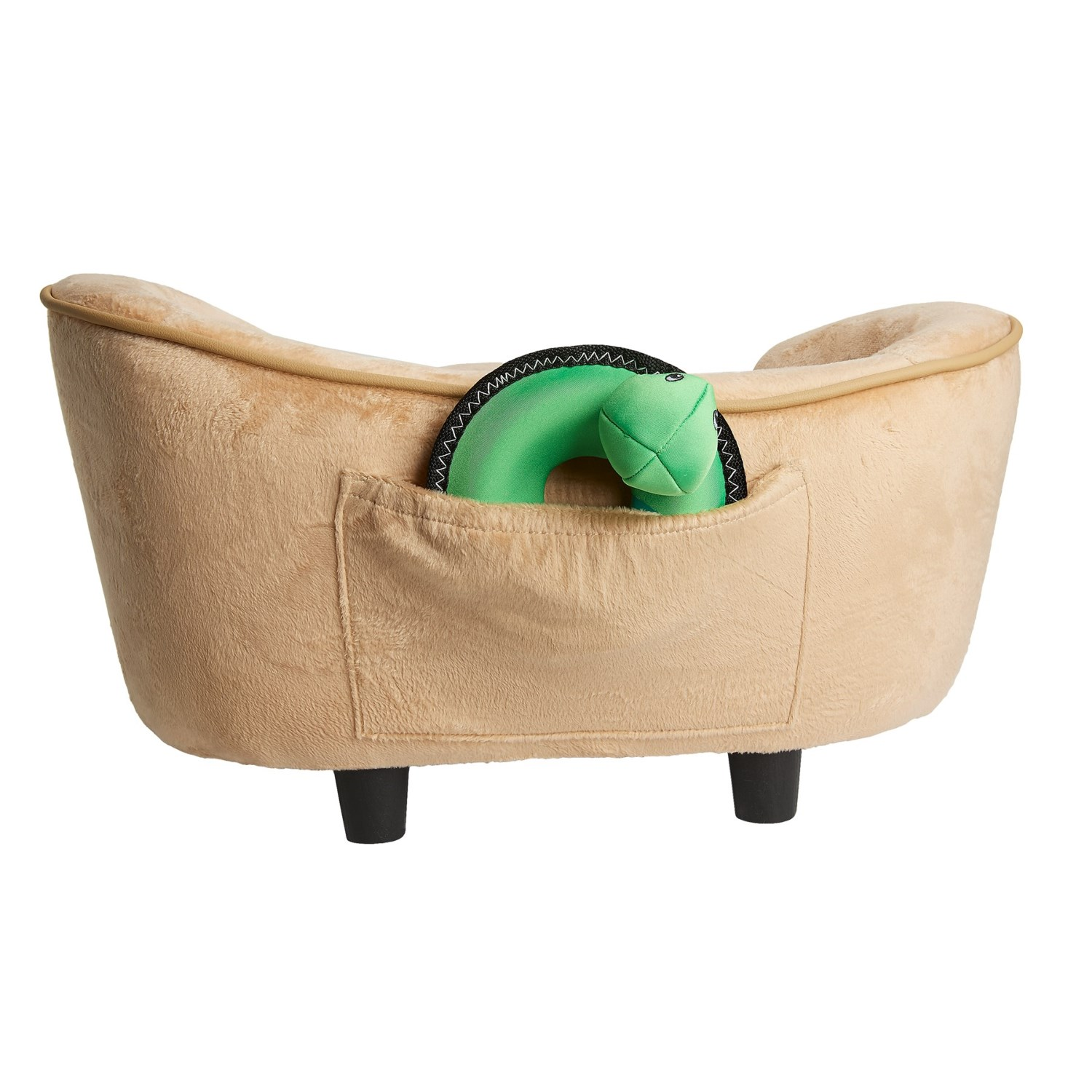 Small dog sofa best dog sofa beds thesofa for Small stuffed chairs