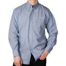 End-on-End Button-Down Shirt - Long Sleeve (For Men) in Light Blue - 2nds
