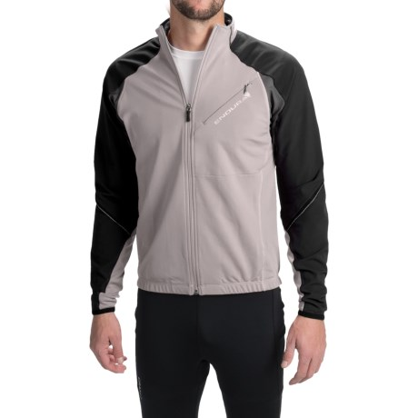 Endura MT500 Jersey Jacket Full Zip, Long Sleeve (For Men)