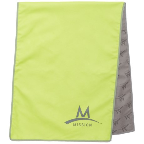 EnduraCool(R) Microfiber Towel - UPF 50+