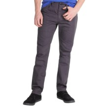 English Laundry Dyed Slub Twill Pants (For Men) in Iron - Closeouts