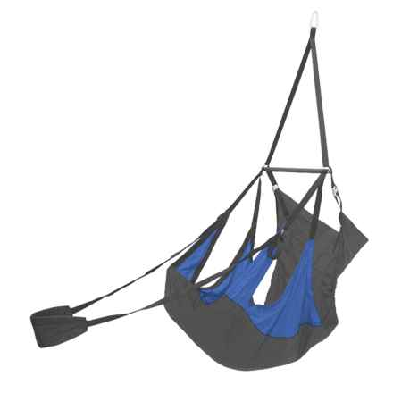 ENO Airpod Hanging Chair in Royal/Charcoal - Closeouts