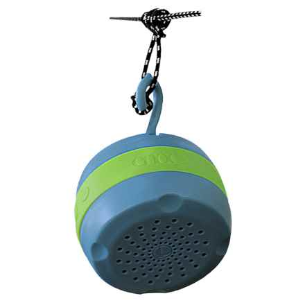 ENO Echo Bluetooth® Speaker in Teal/Neon