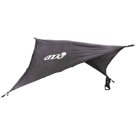 ENO Fast Fly Rain Tarp in Grey - Closeouts
