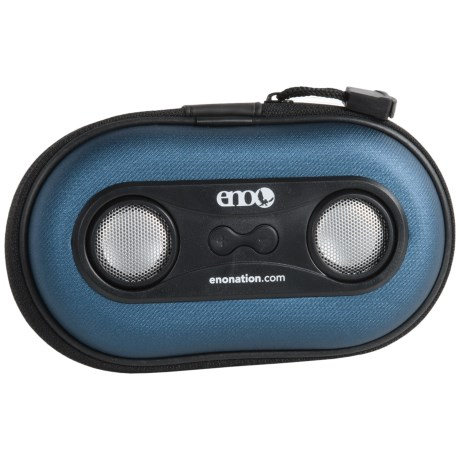 ENO HiFi Speaker and Case in Blue