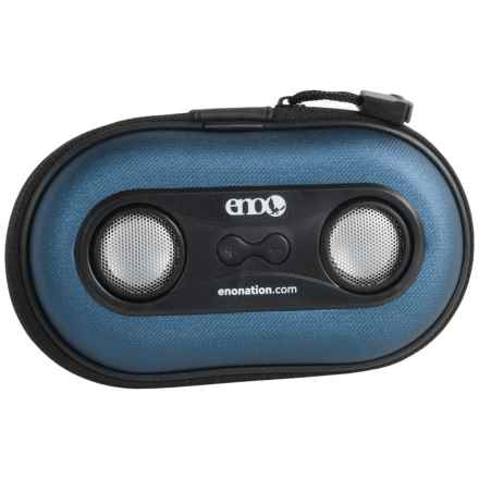 Eno HiFi Speaker Case in Blue - Closeouts