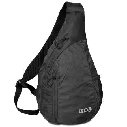 Eno Kanga Backpack in Black - Closeouts