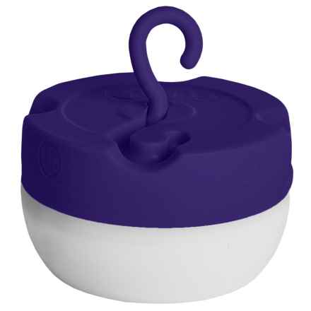Eno Moonshine Lantern - 60 Lumens in Purple - Closeouts