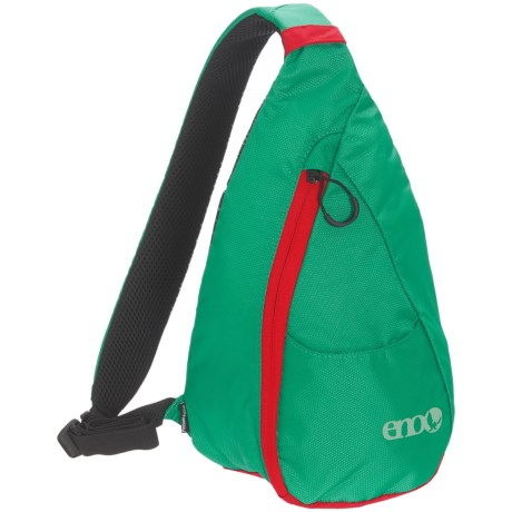 ENO Possum Pocket Bag in Emerald