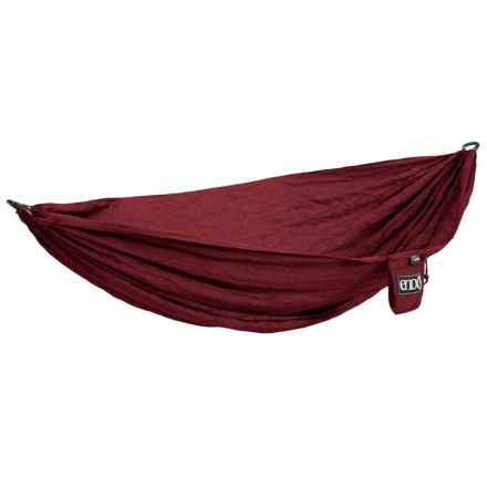 Eno Pronest Hammock in Maroon - Closeouts