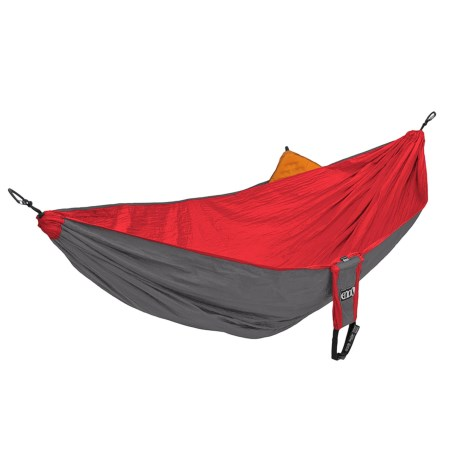ENO Reactor Hammock in Red/Charcoal